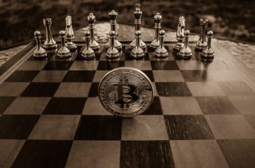 Defi Decentralized finance dark arrow crypto